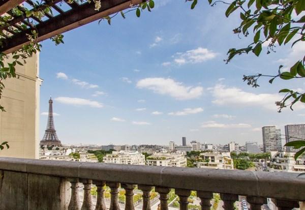 Bien de prestige louer au mois avec 3 chambres et - Paris location meublee courte duree ...