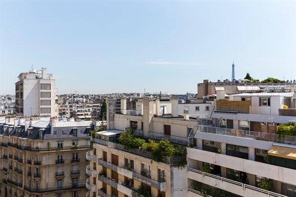 Appartement de prestige de 3 chambres doubles avec terrasse auteuil paris 16 me maison - Location meublee temporaire paris ...