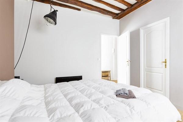 Superbe appartement de 2 pi ces pour 2 ou 4 au coeur du for Appart hotel paris au mois