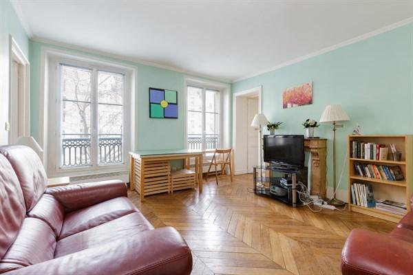 Superbe villa priv e louer en plein coeur de paris - Agence specialisee location meublee paris ...
