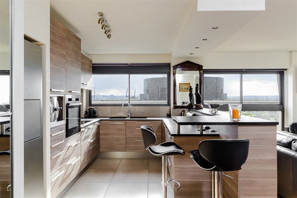 Superbe appartement de 2 pi ces pour 2 avec vue - Location appartement meuble paris courte duree pas cher ...
