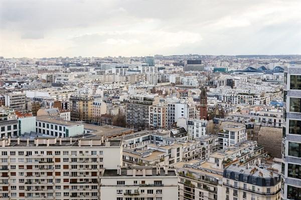 Superbe appartement de 2 pi ces pour 2 avec vue panoramique javel paris 15 me le - Location meublee paris 15 ...