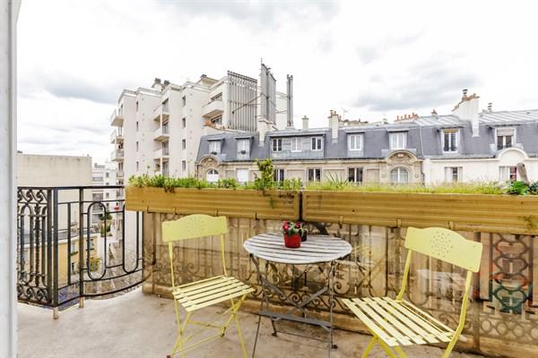 Grand f3 avec balcon filant plein sud pour 4 6 personnes charles michel paris 15 me emile - Location meublee temporaire paris ...