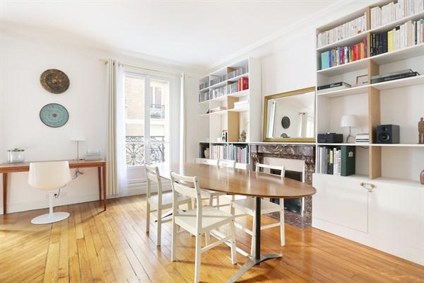 Splendide appartement avec 2 chambres doubles denfert rochereau paris 14 me l 39 invitation l - Agence location meublee paris ...