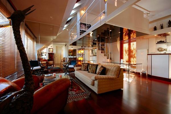 Location Meubl E En Courte Dur E D 39 Un Appartement De Luxe