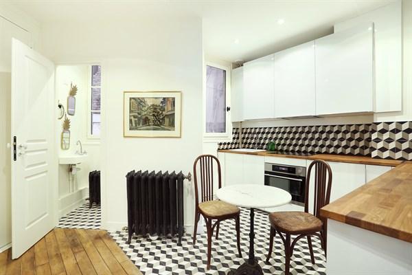 Appartement de 3 pi ces de standing avec 2 chambres - Chambre d hote paris 7eme arrondissement ...