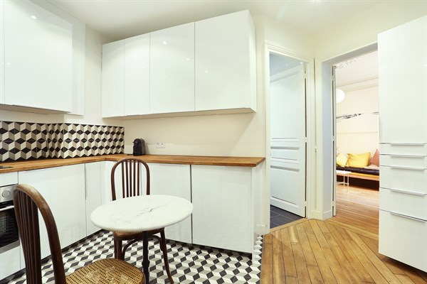 Appartement De  Pices De Standing Avec  Chambres Avenue De Saxe