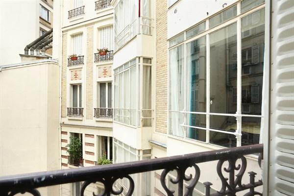 Appartement de 3 pi ces de standing avec 2 chambres - Paris location meublee courte duree ...