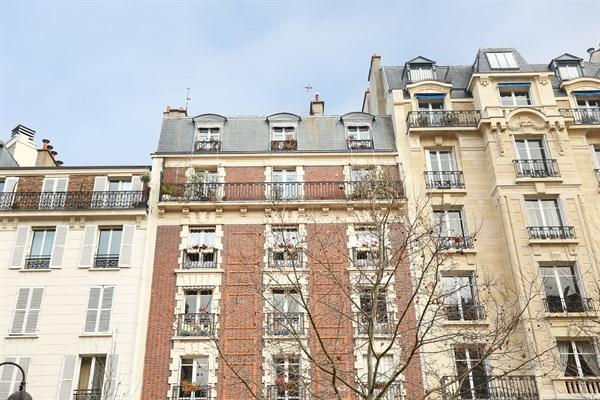 Appartement de 3 pi ces de standing avec 2 chambres for Appart hotel paris location au mois