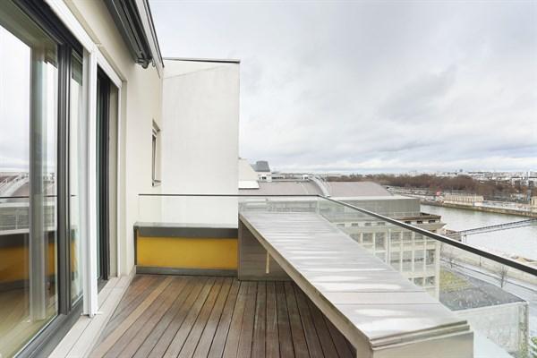 magnifique appartement avec 2 chambres et terrasse bercy paris 13 me vue du ciel l 39 agence. Black Bedroom Furniture Sets. Home Design Ideas