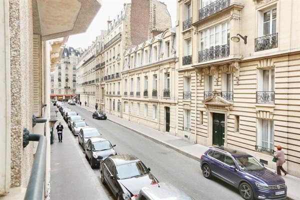 Spacieux appartement de 2 pi ces pour 4 proche du trocad ro rue de siam paris 16e le - Agence location meublee paris ...