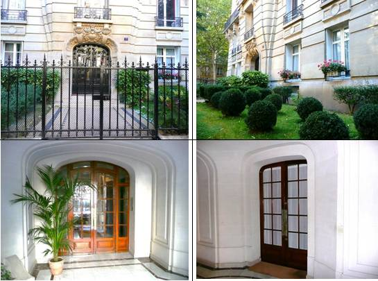 Appartement grand luxe de 3 chambres doubles en face du champ de mars paris 7 me le belgrade - Location 3 chambres paris ...