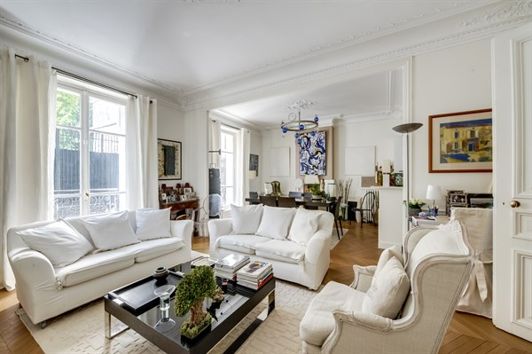 Superbe villa priv e louer en plein coeur de paris villa alesia l 39 agence de paris - Agence location meublee paris ...