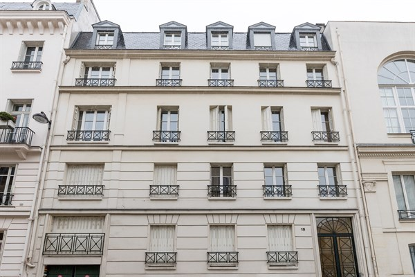 appartement de luxe de 3 chambres louer vide vaneau paris 7 me chanaleilles i l 39 agence. Black Bedroom Furniture Sets. Home Design Ideas