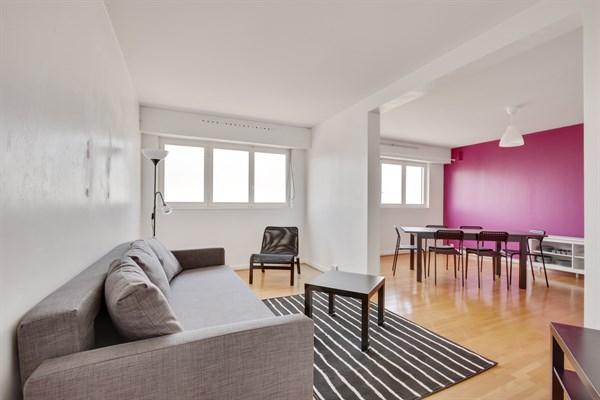 Appartement de prestige avec 2 chambres une immense - Agence immobiliere paris location meublee ...