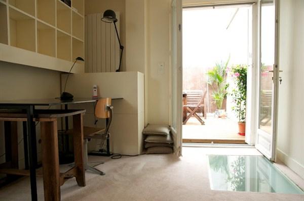 Magnifique duplex avec terrasse pour 4 personnes paris 1er - Location meuble paris e arrondissement ...