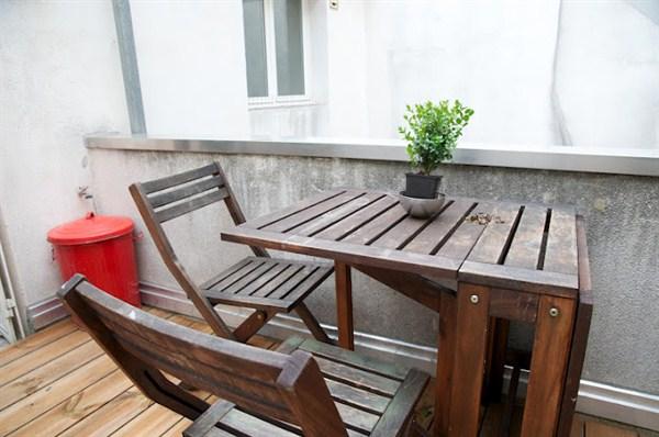 Magnifique duplex avec terrasse pour 4 personnes Paris 1er ...