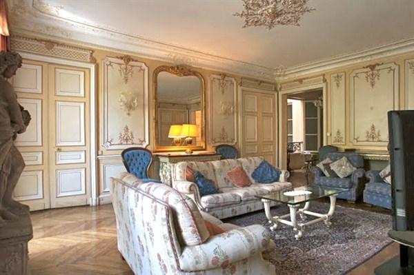 Spacieux 4 pi ces de type haussmanien situ madeleine - Location meuble paris e arrondissement ...