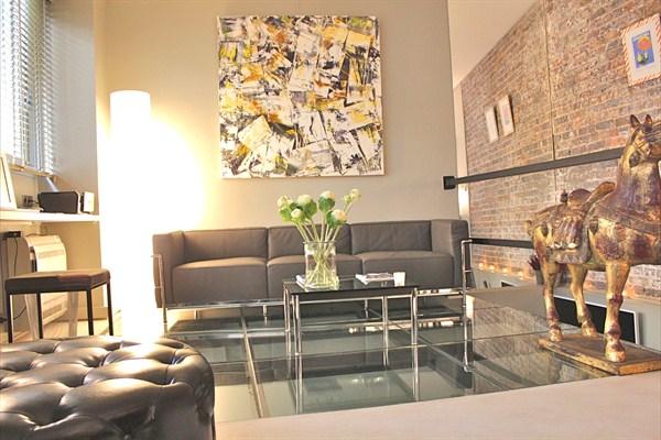 Duplex de luxe pour 2 situ deux pas de la rue - Location meuble paris e arrondissement ...