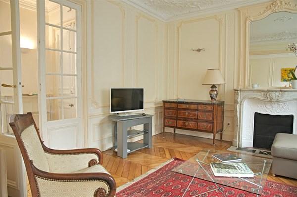 Appartement design de haut standing de 4 pi ces sur 130 m2 for Chambre au mois paris