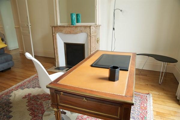 appartement design de haut standing de 4 pi ces sur 130 m2 ranelagh paris 16 me mozart l. Black Bedroom Furniture Sets. Home Design Ideas