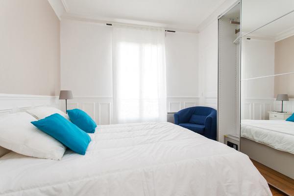 Appartement familial pour 6 avec 2 chambres sur l 39 avenue - Louer son appartement meuble a la semaine ...