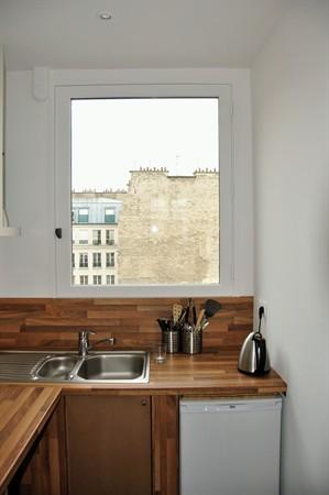 magnifique 3 pi ces louer en courte dur e dans le marais. Black Bedroom Furniture Sets. Home Design Ideas