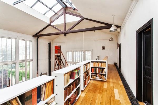 Superbe loft d 39 artiste louer meubl dans le 7 me l 39 atelier l 3 - Atelier a louer paris ...