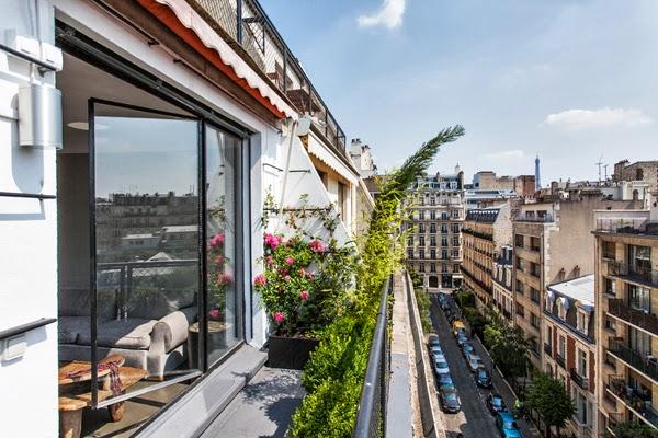 Magnifique appartement 2 pi ces de haut standing proche de l 39 etoile paris 16 me oc ania l - Comptoir des cotonniers paris 16 ...