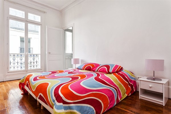 Appartement de luxe de 4 chambres sur 260 m2 avec balcon for Chambre au mois paris