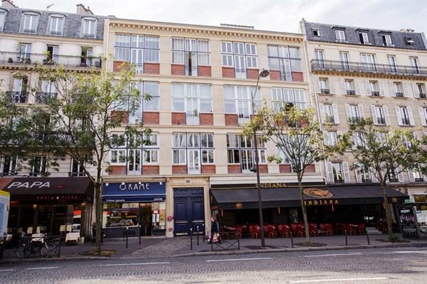Magnifique duplex de 2 pi ces vendre rue du faubourg - Atelier d artiste a vendre paris ...
