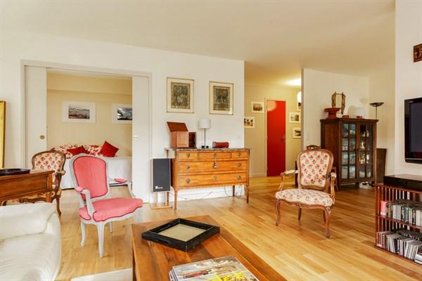 Appartement de standing 3 chambres avec terrasse louer - Appartement meuble paris courte duree ...