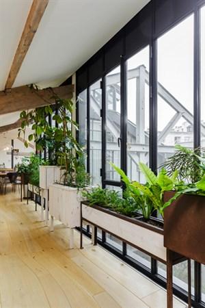 Loft de prestige la d coration stylis e avec 2 chambres for Appart hotel paris location au mois