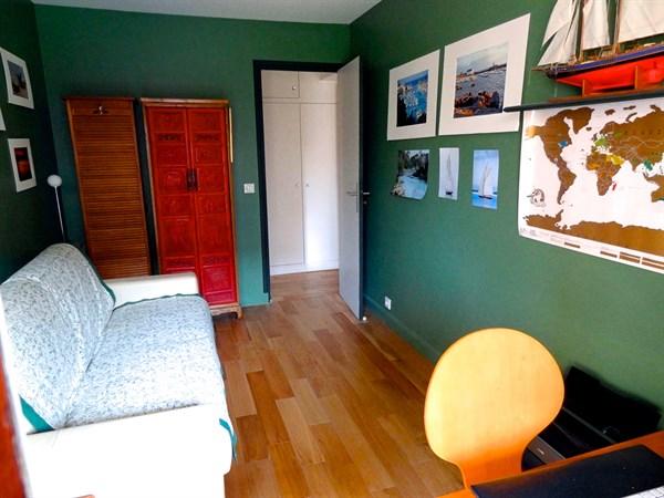 Appartement de standing 3 chambres avec terrasse louer - Location chambre hotel au mois ...