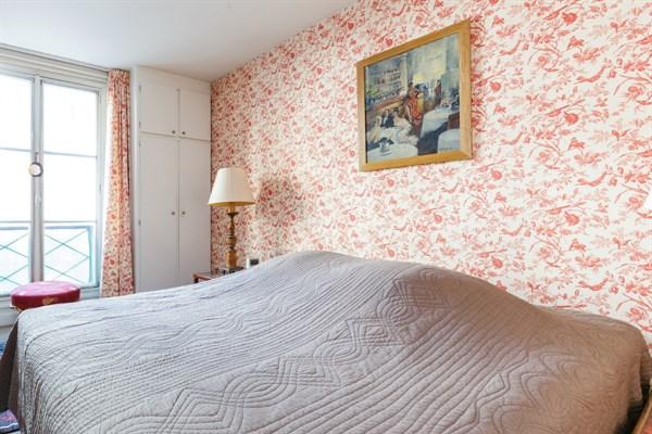 magnifique appartement avec 2 chambres doubles saint germain des pr s paris 6 me le. Black Bedroom Furniture Sets. Home Design Ideas