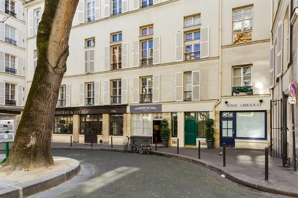 Magnifique appartement avec 2 chambres doubles saint germain des pr s paris 6 me le - Agence location meublee paris ...
