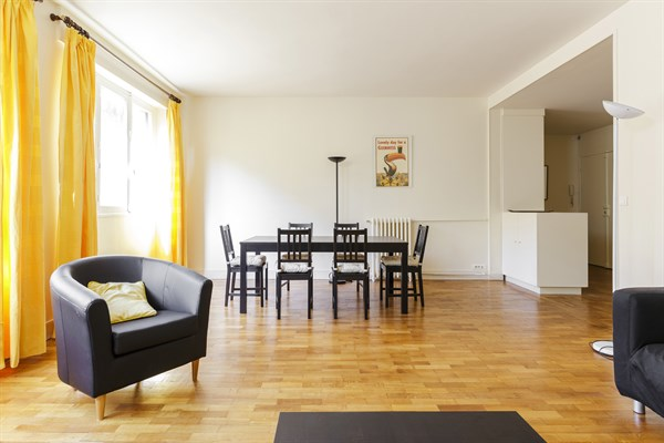 Outstanding Appartement Meuble Courte Duree Paris Pictures  Best