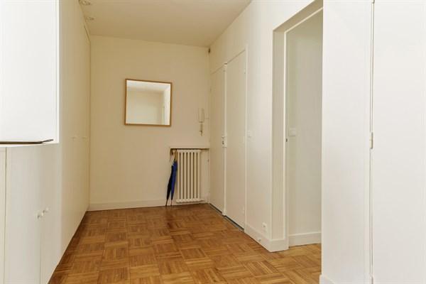 appartement 3 pi ces de standing moderne avec 2 chambres passy paris 16 me bois le vent l. Black Bedroom Furniture Sets. Home Design Ideas