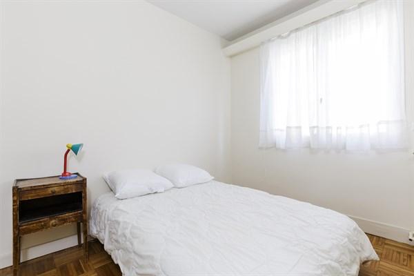 Appartement 3 pi ces de standing moderne avec 2 chambres for Chambre au mois paris