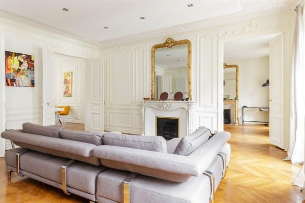 Location appartement luxe paris courte dur e - Paris location meublee courte duree ...
