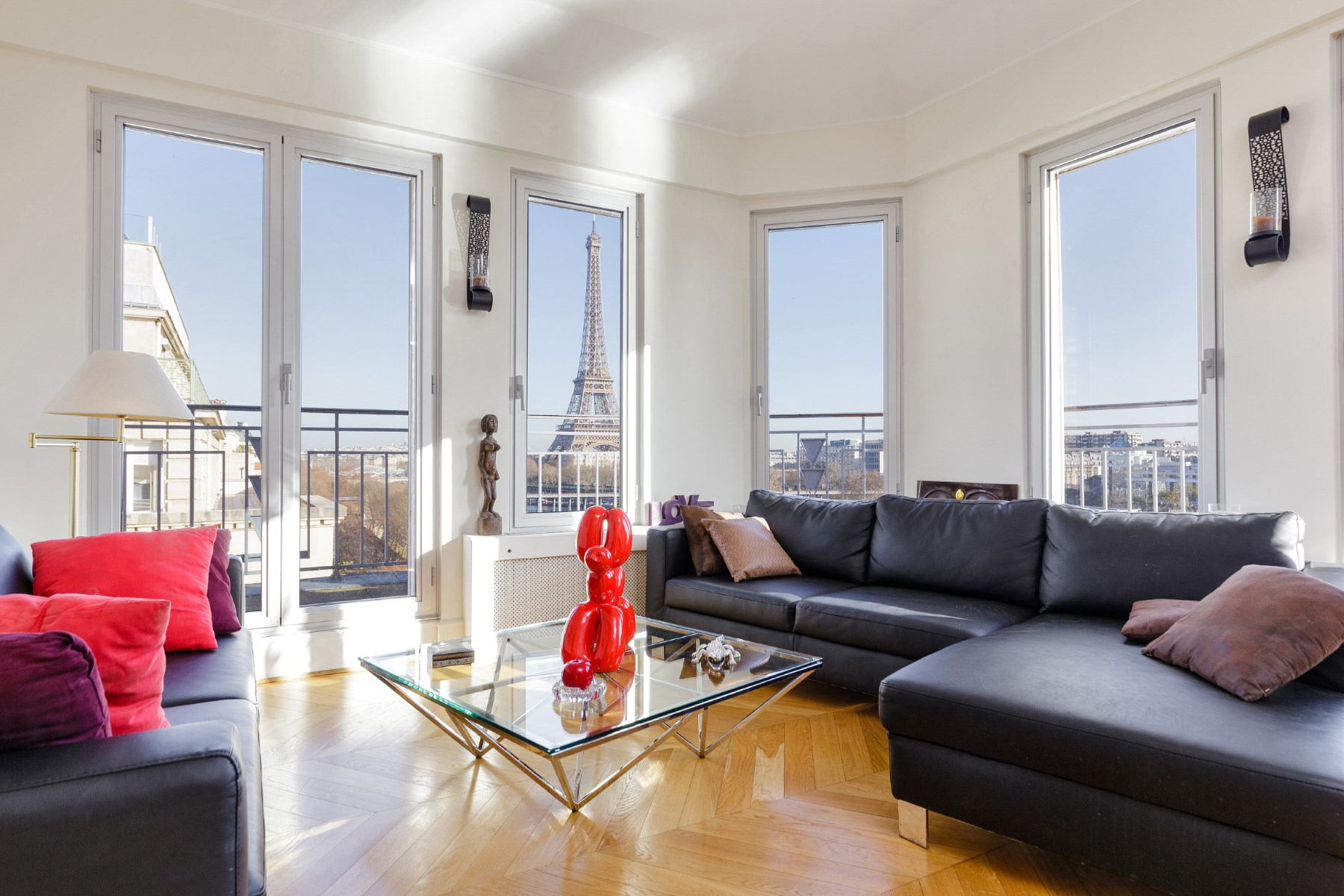 Location appartement paris pour week end