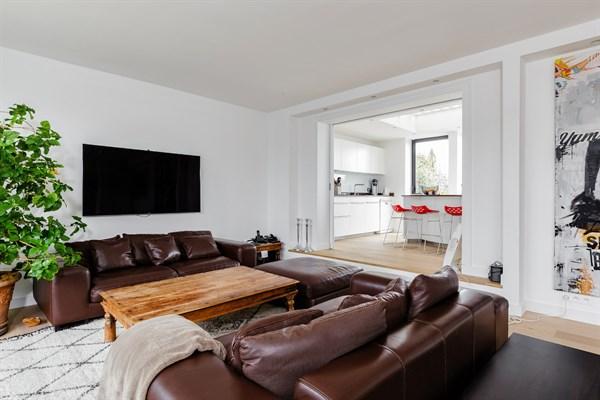 magnifico appartamento su due piani con 4 stanze da letto
