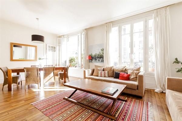 Lessico Camera Da Letto Francese : Affitto alla settimana di appartamenti a parigi lagence de paris