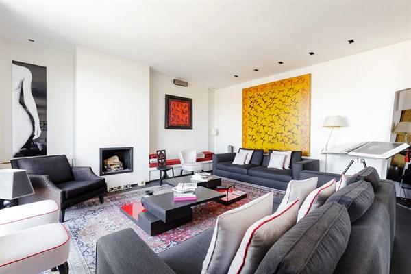 Affitto per il fine settimana in appartamento a parigi l for Appartamento con 3 camere da letto nel seminterrato