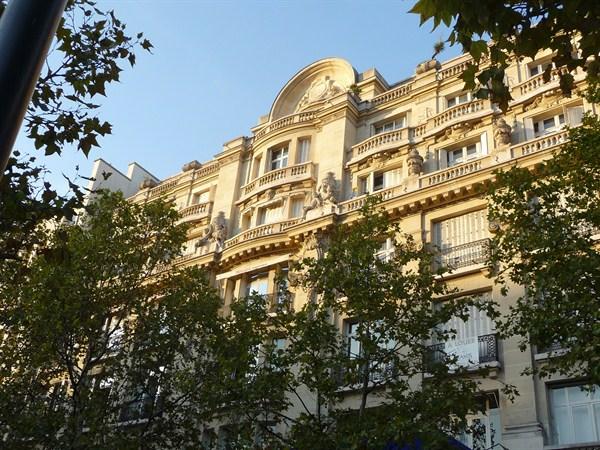 Splendido appartamento sul celebre viale di champs elys es for Negozi di arredamento del distretto di design dallas