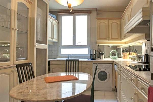 Spazioso appartamento di 4 camere nel quartiere madeleine for Quartiere moderno parigi
