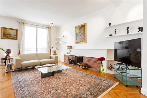 Appartamento prestigioso di 4 stanze con due camere - Casa vacanza a parigi ...
