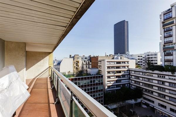 Pratico appartamento di 2 stanze con ampia terrazza for Quartiere moderno parigi
